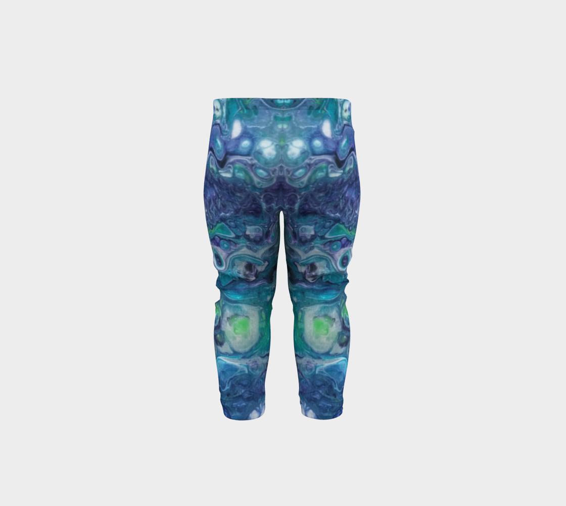 purple mist baby leggings preview #5