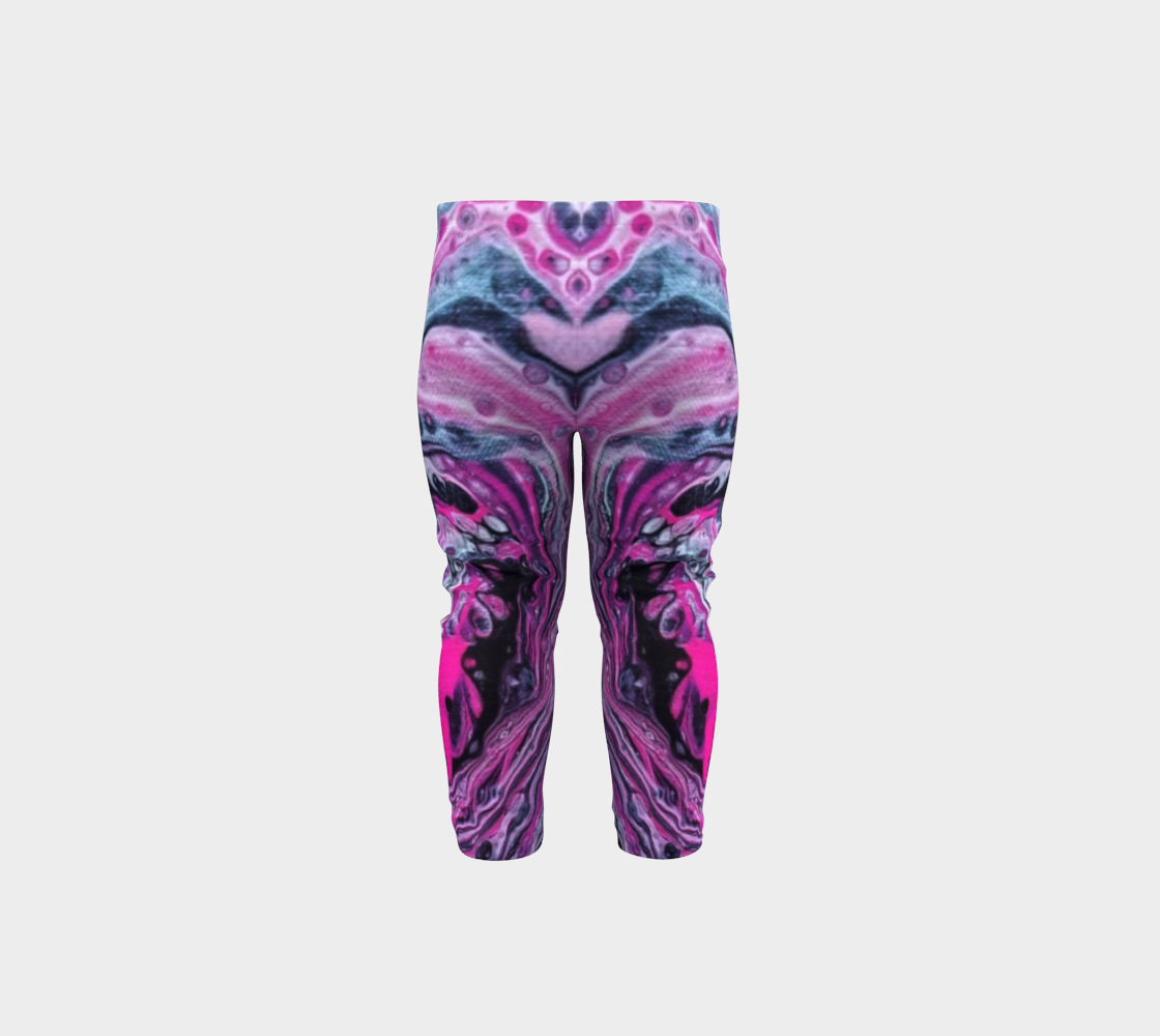 pink panther baby leggings preview #5
