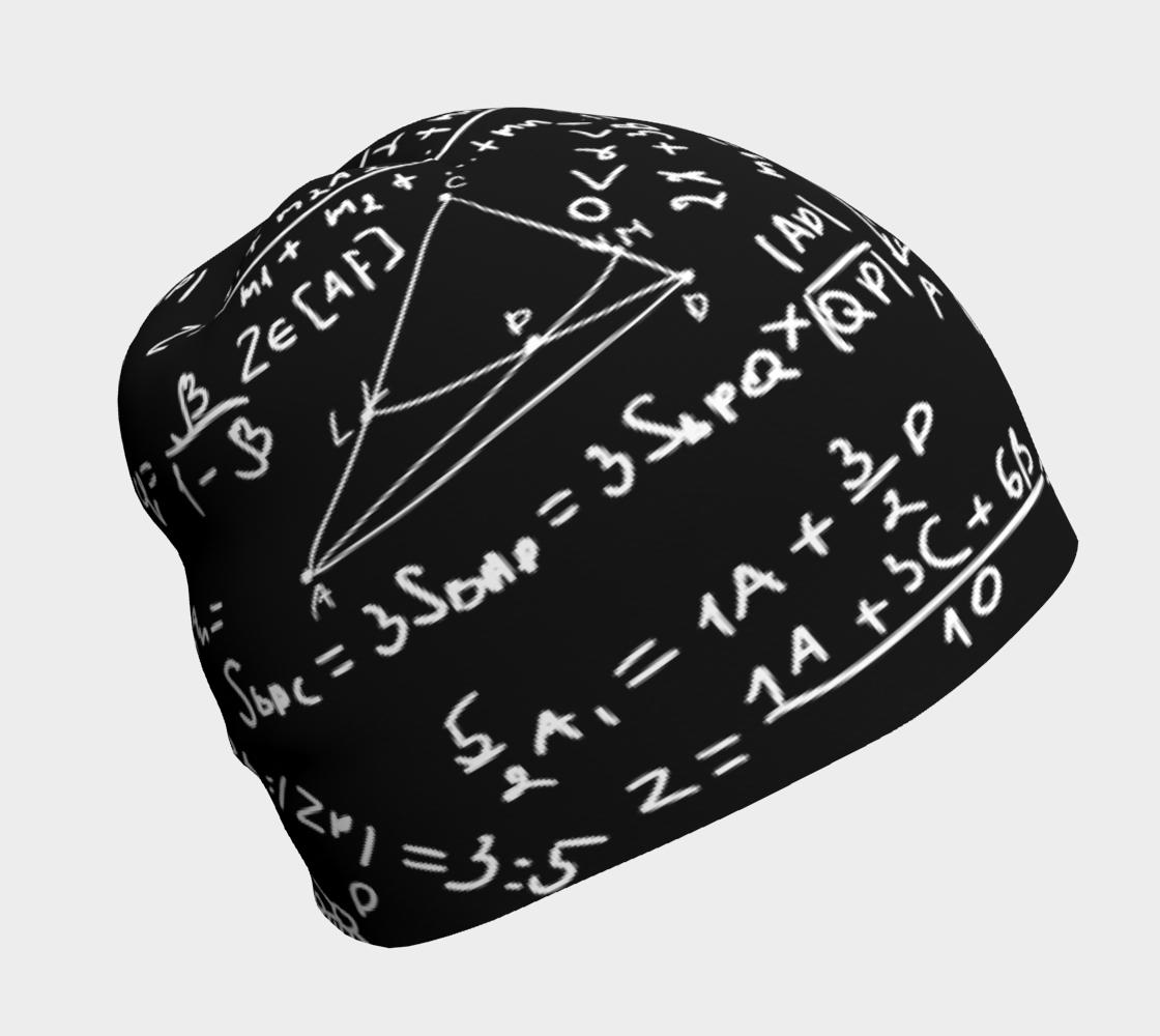 Tuque prof de math preview