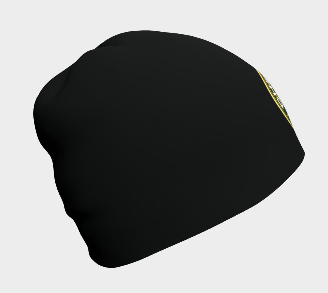 Chebucto Black Logo - Beanie aperçu