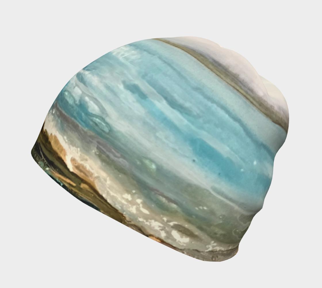 Allison's ocean beanie preview #2
