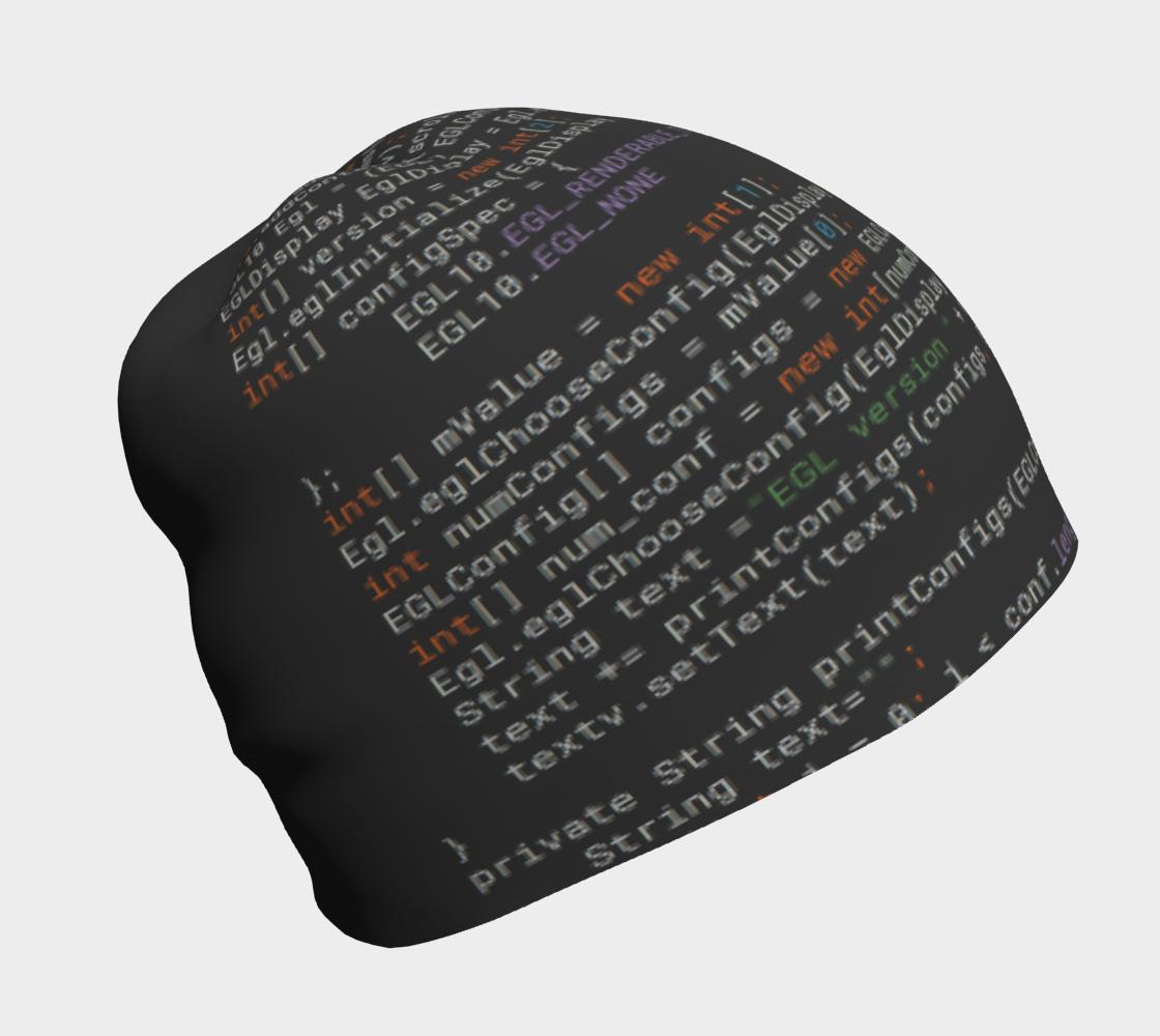 Aperçu de Program code