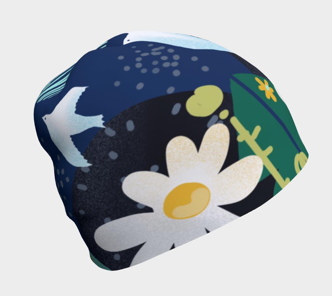 Bonnet Les oiseaux du ciel preview
