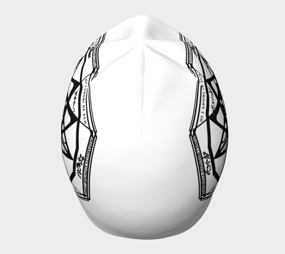 Protection Sigil Beanie preview #5