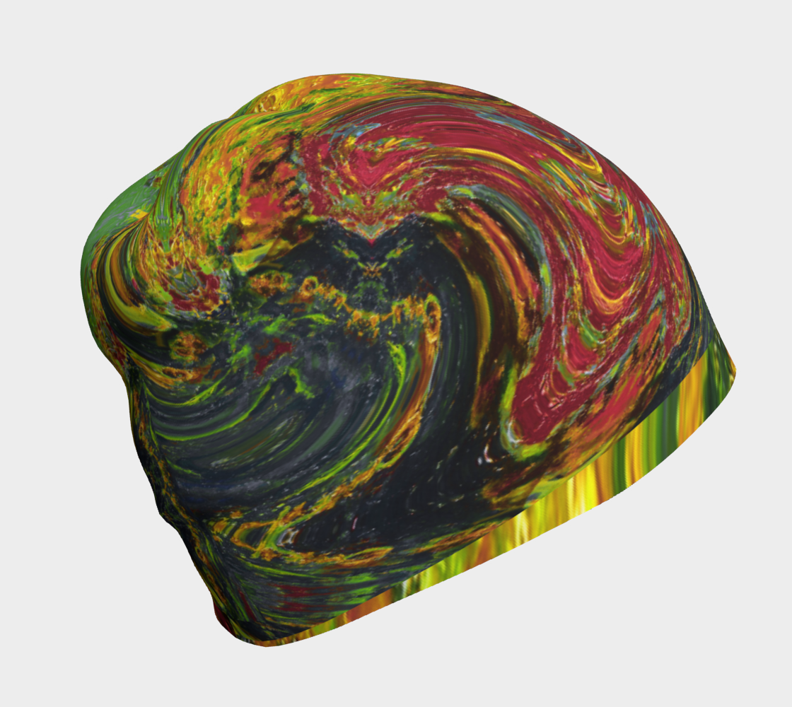 Becket Deep Harvest Colorful Cap preview