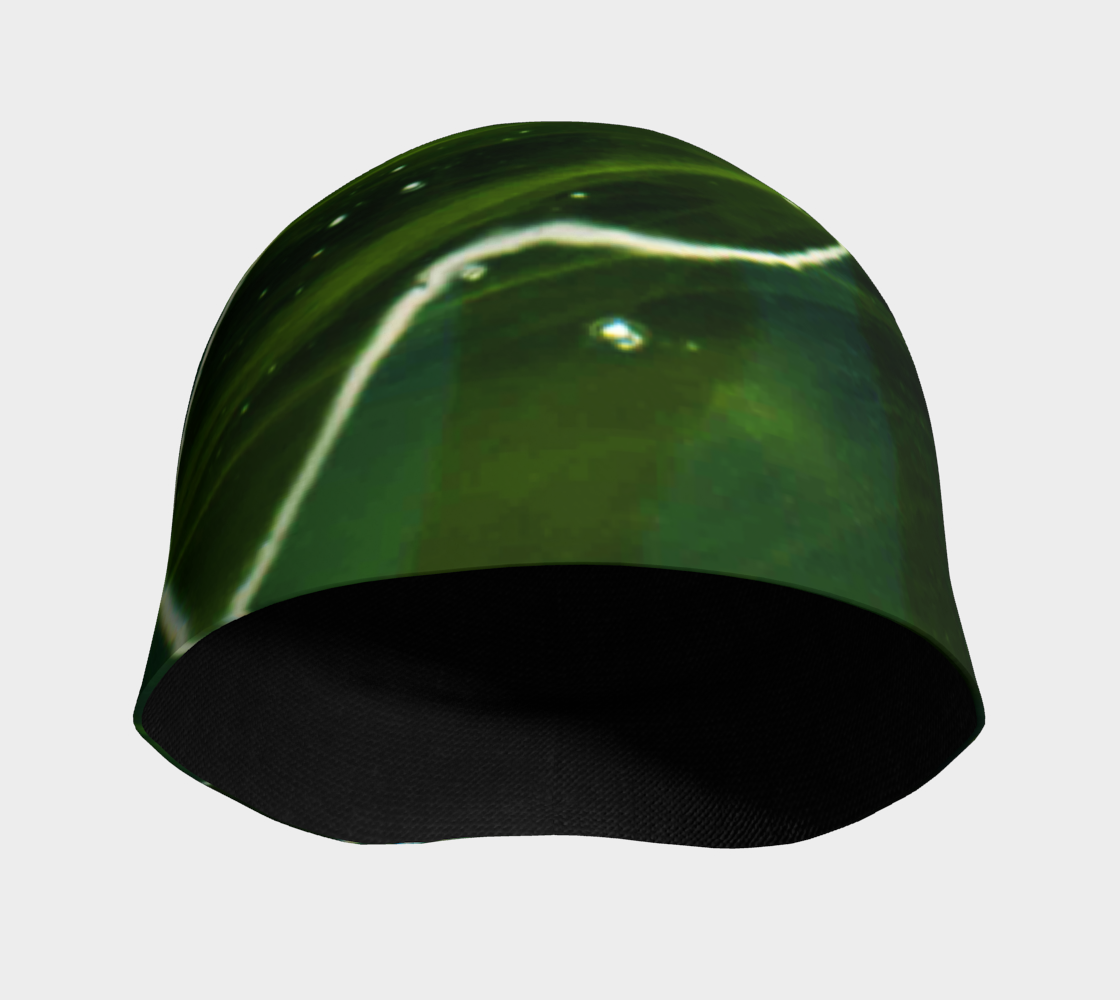 Green Algae and Water Beanie preview #3