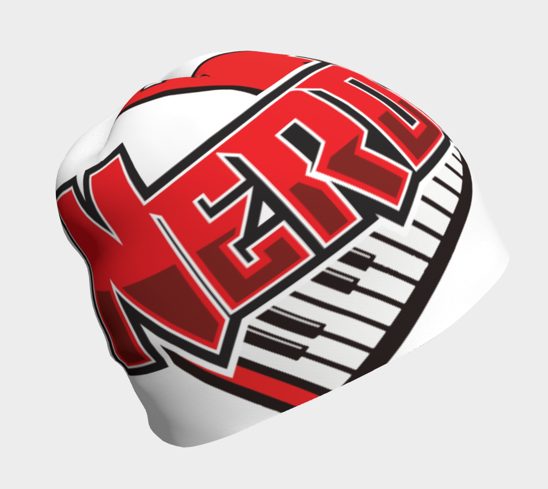 Nerdstock beanie preview