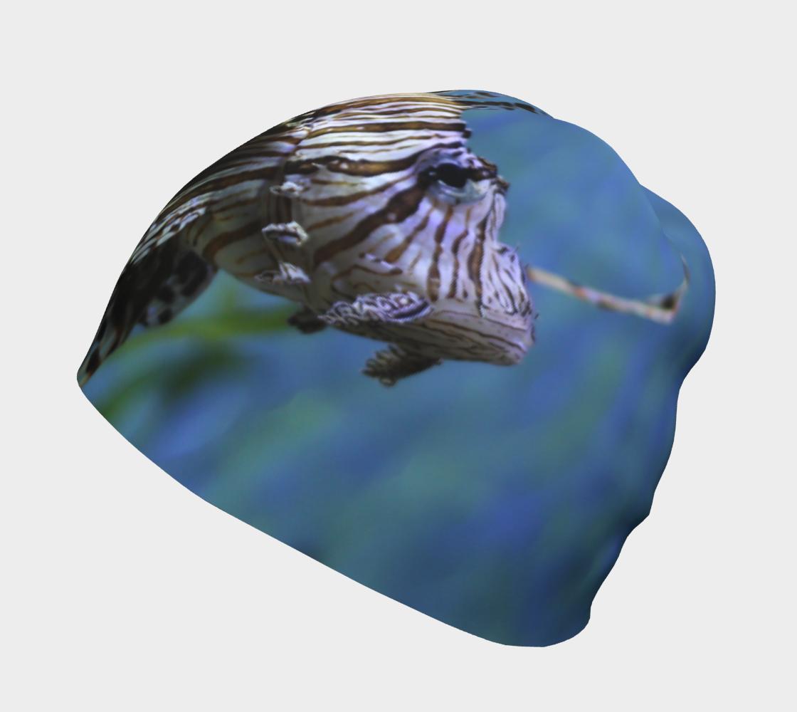 Lionfish Beanie preview #2
