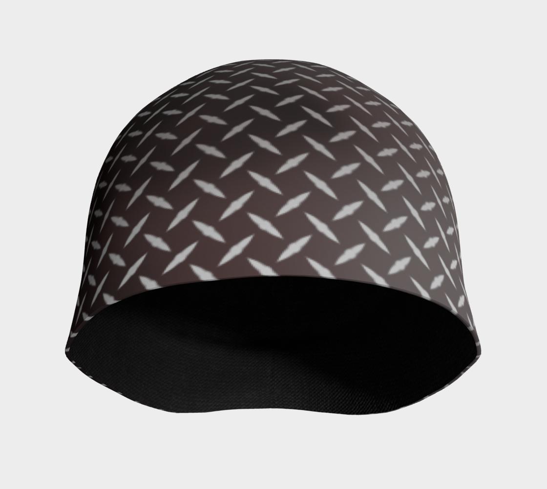 Aperçu de Dirty stainless steel sheeting pattern #3
