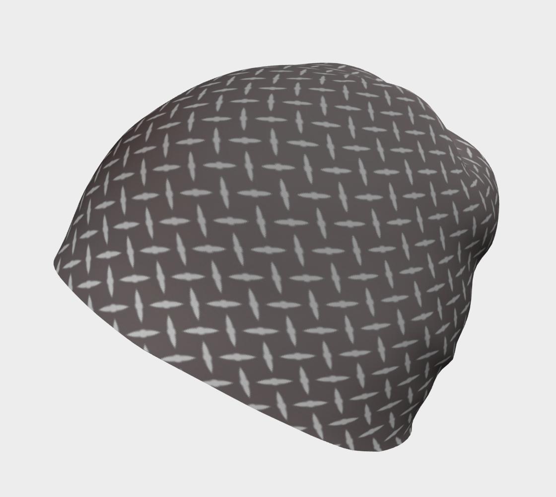 Aperçu de Dirty stainless steel sheeting pattern #2