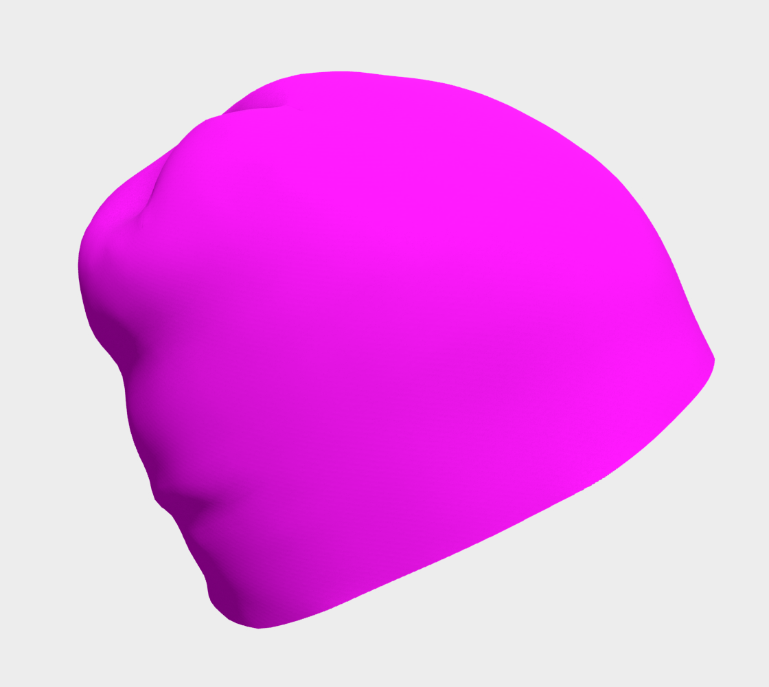 Bright Pink Beanie preview