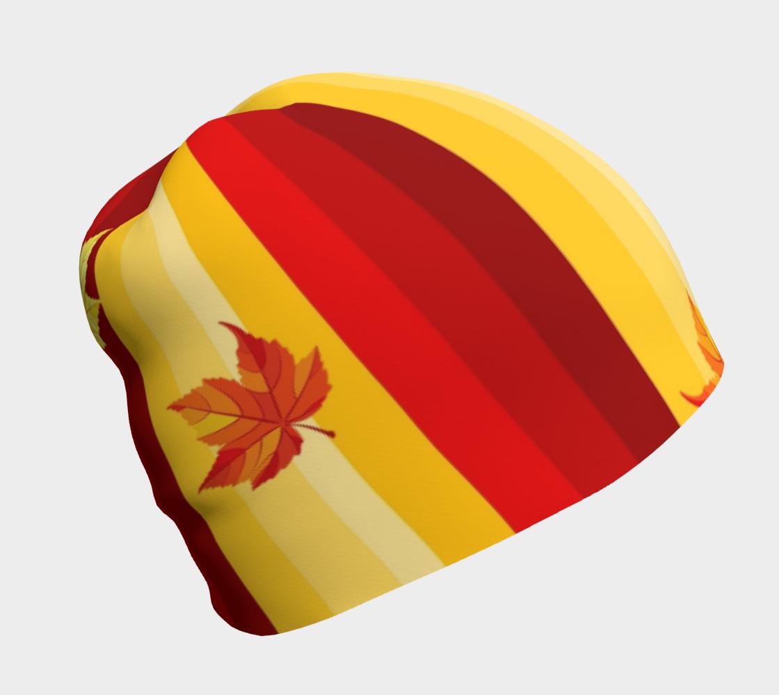 Autumn Beanie preview