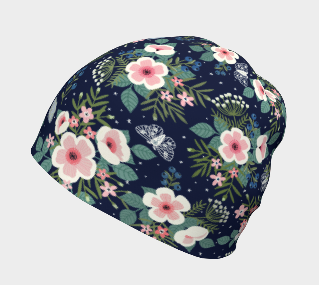 Meadow Whispers - Beanie preview #2
