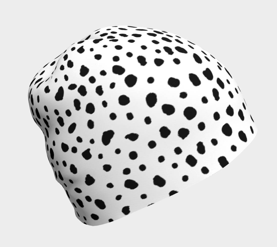 Dalmation Spot - Beanie preview