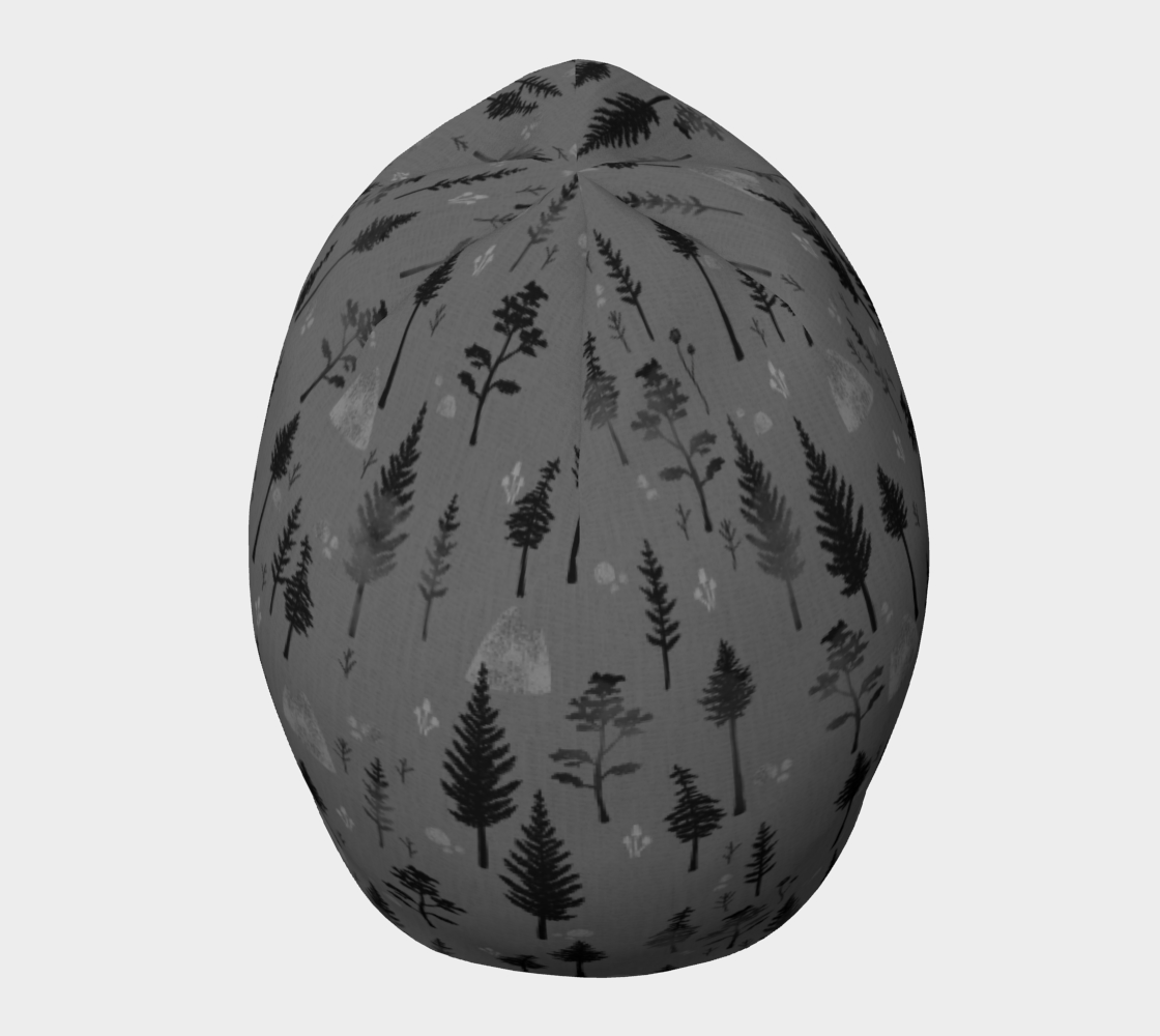 Black Forest - Beanie preview #5