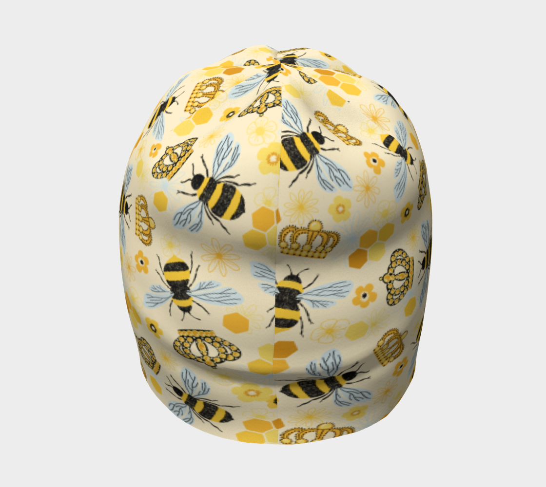Queen Bee - Beanie preview #4