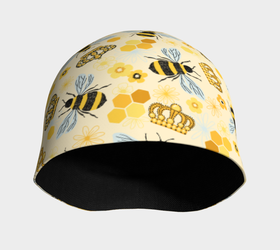 Queen Bee - Beanie preview #3