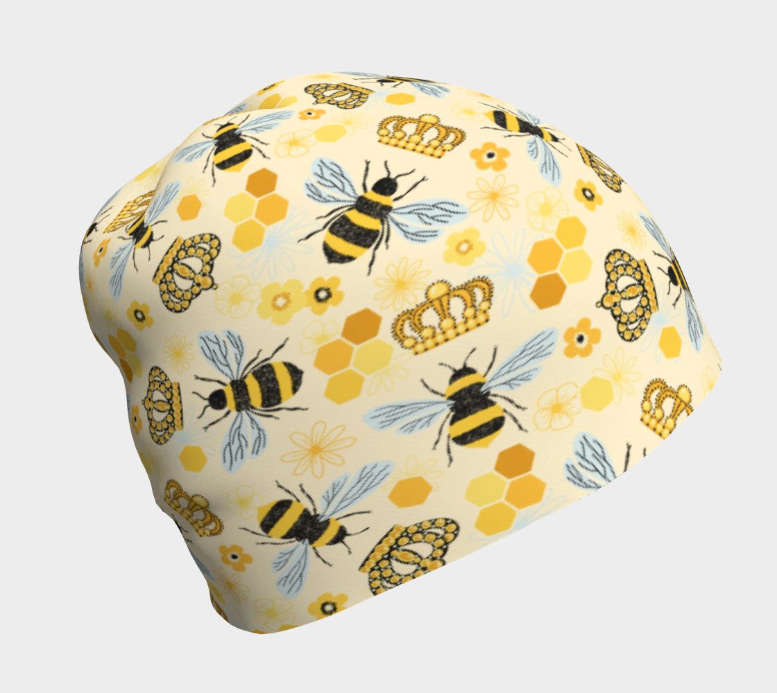 Queen Bee - Beanie preview #1