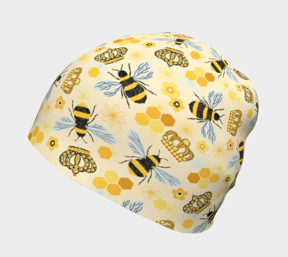 Queen Bee - Beanie preview #2