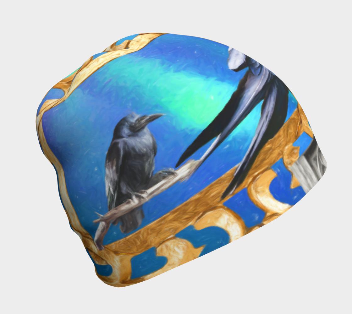 Aperçu de Raven Magic Beanie