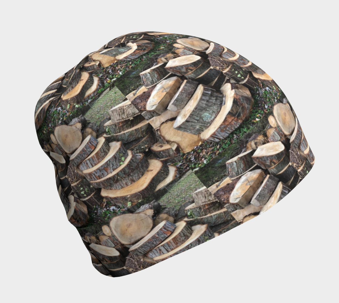Woods and Vines Stacks Beanie preview