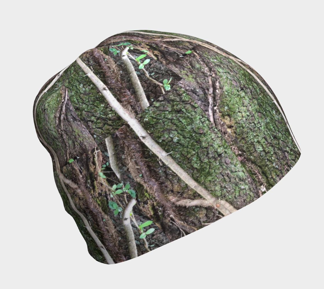 Woods and Vines Twisted Beanie preview