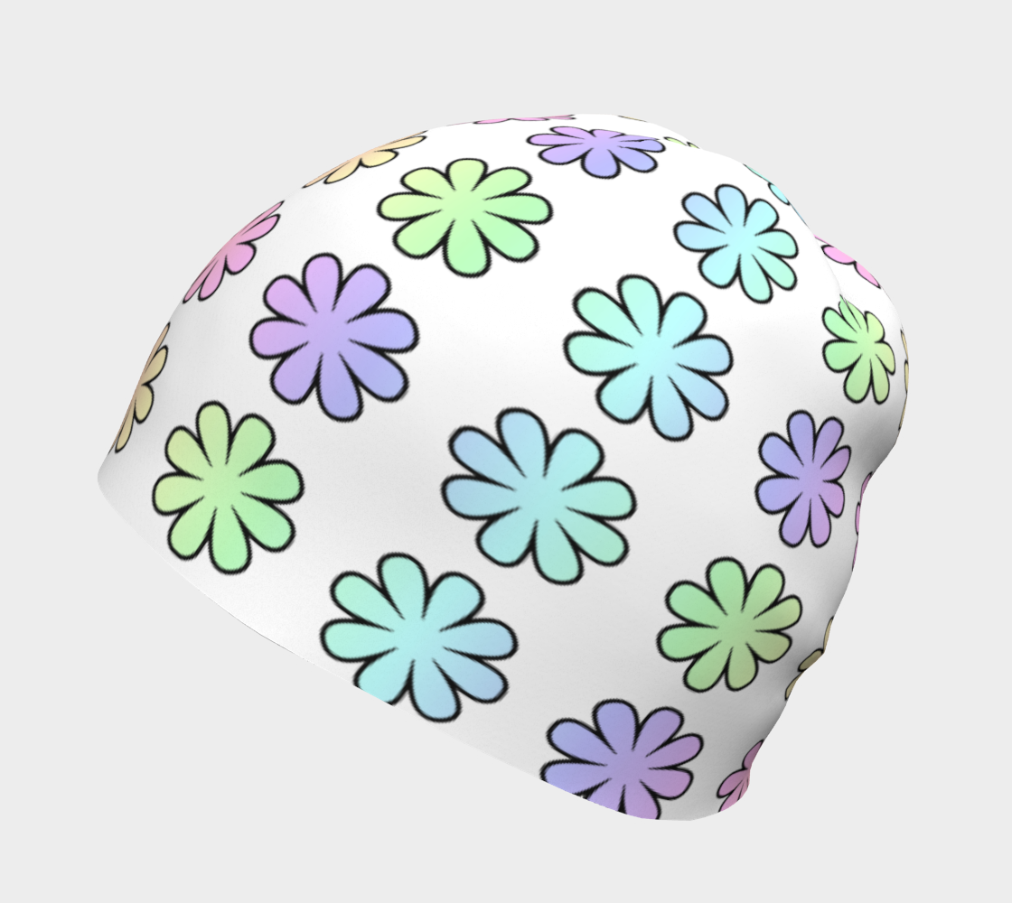 Multicolored Flowers preview #2