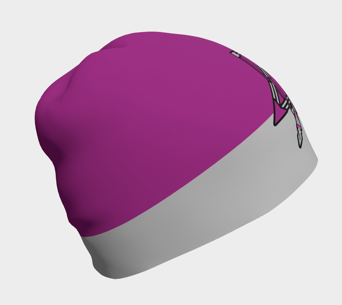 Scribe-Feathers Beanie preview