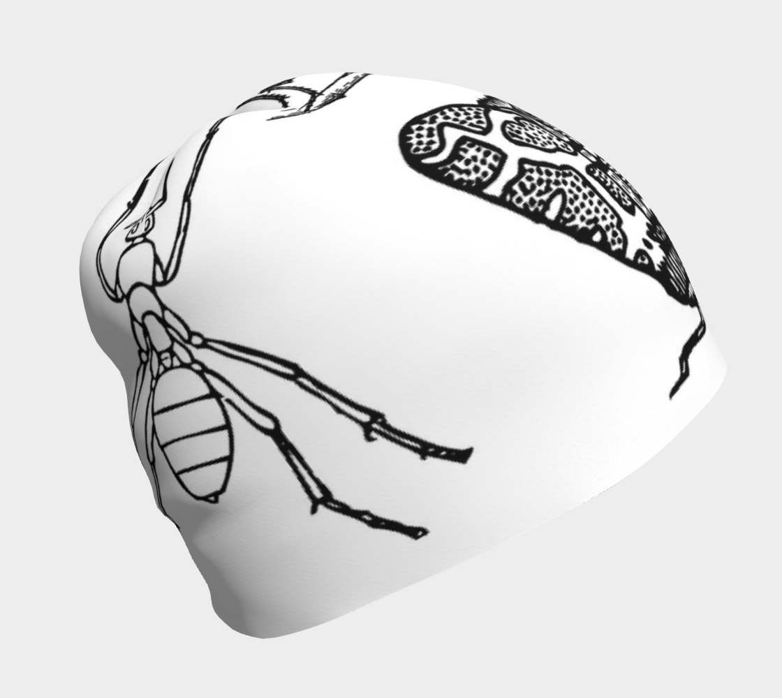 Insects Beanie preview