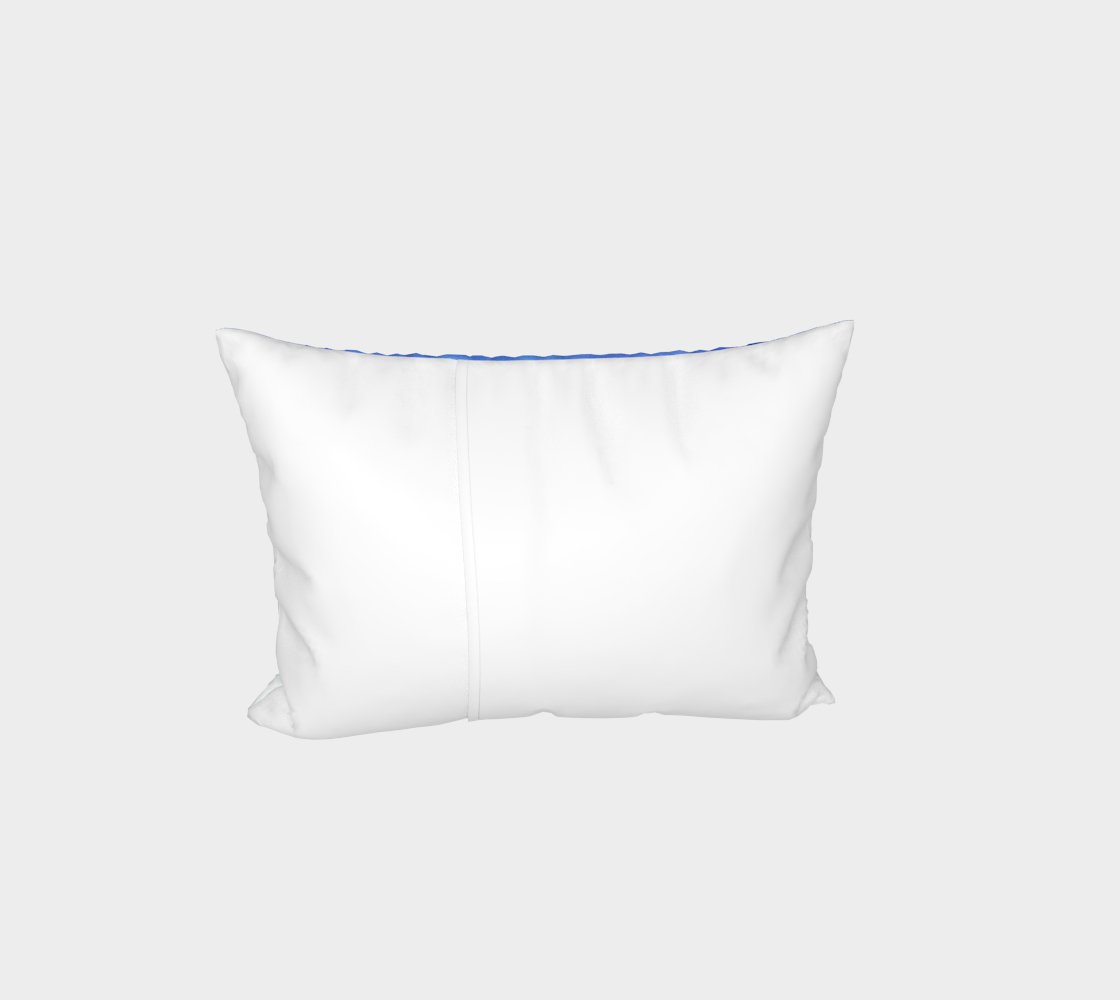 Sea turtle underwater Bed Pillow Sham preview #3