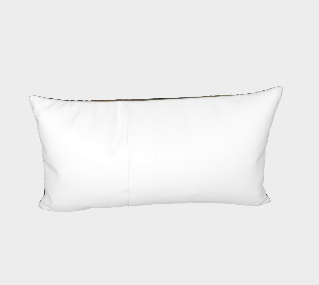 Family tigers Bed Pillow Sham preview #4