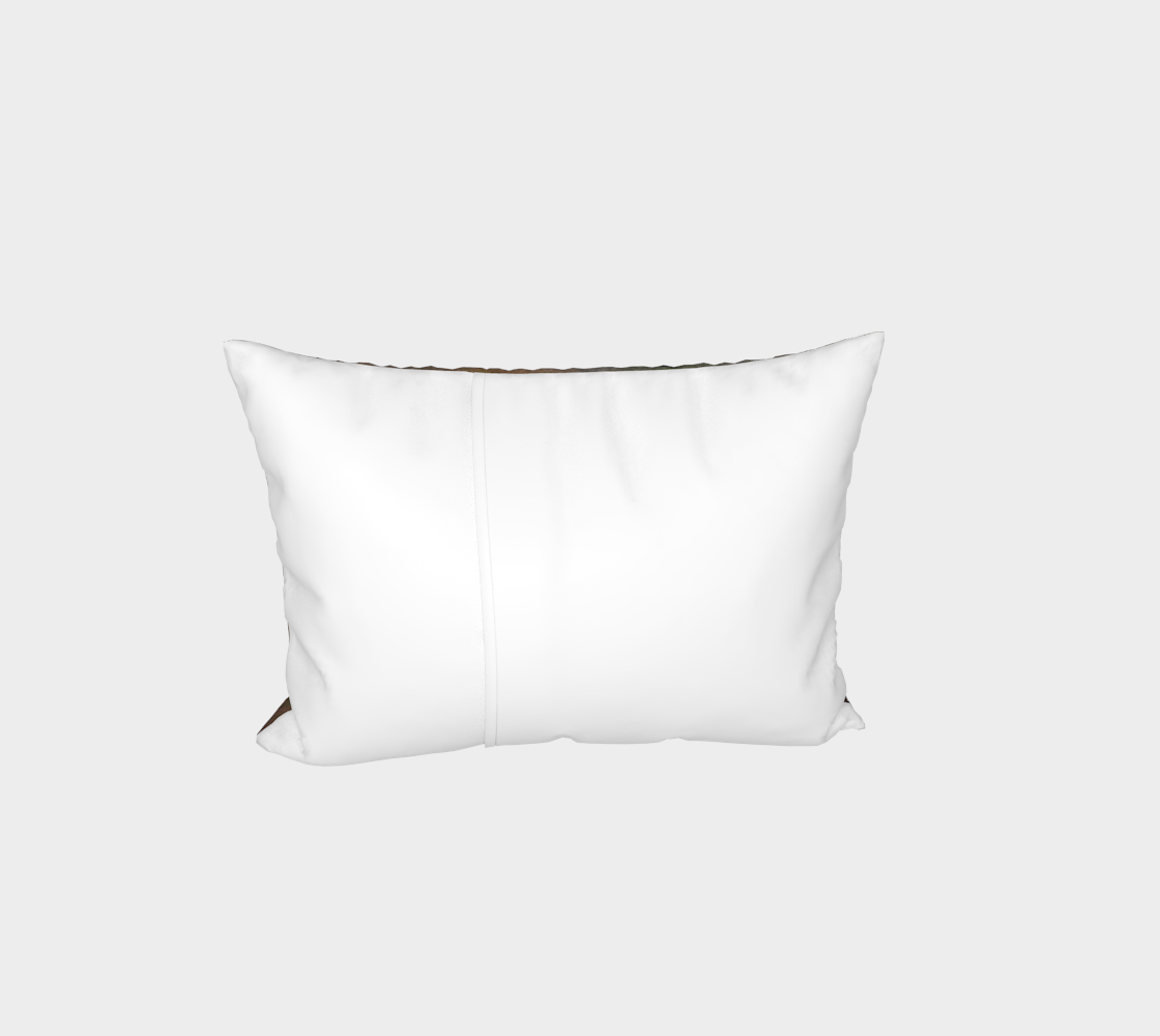 Family tigers Bed Pillow Sham preview #3