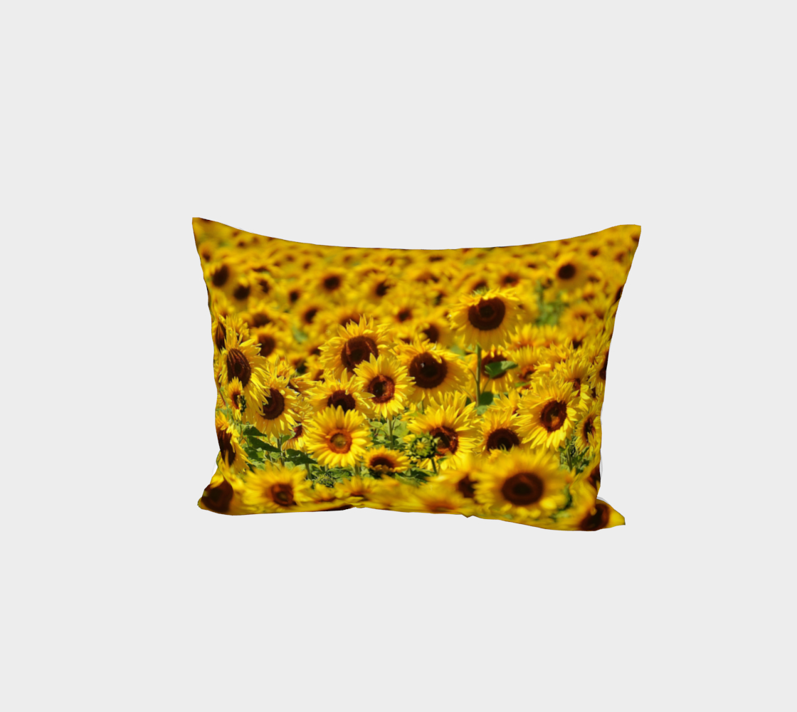 Blooming Sunflowers preview