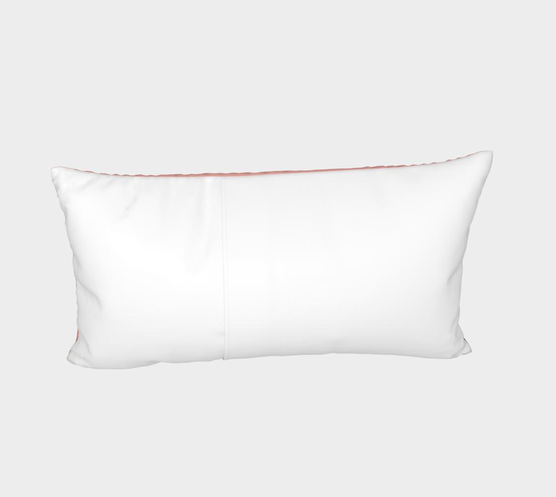 Fischer's lovebirds pattern Bed Pillow Sham preview #4