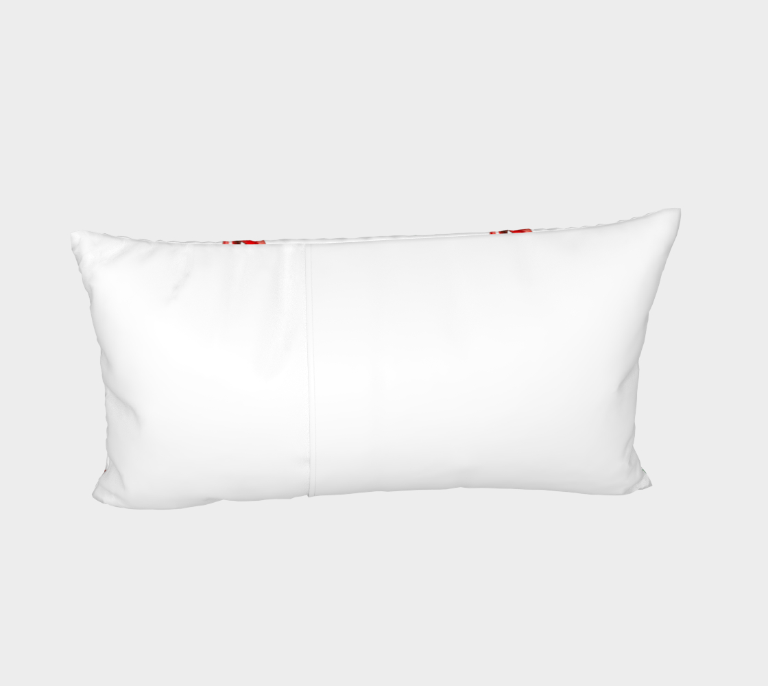 Hot peppers pattern Bed Pillow Sham preview #4