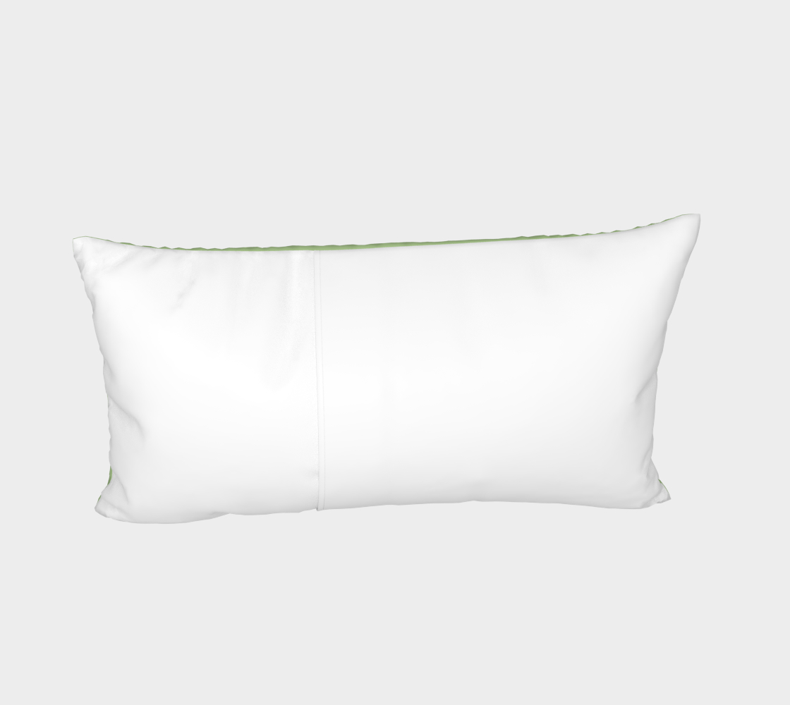 Persian cat Bed Pillow Sham preview #4