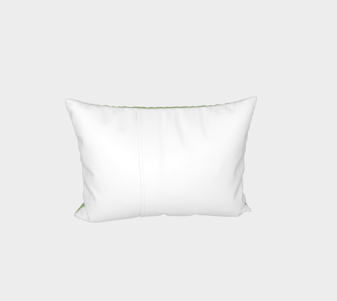 Persian cat Bed Pillow Sham preview #3
