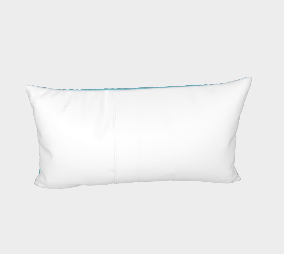 Aperçu de Sphynx cat portrait Bed Pillow Sham #4
