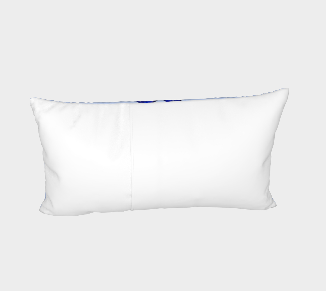 Astrological sign Aries constellation pattern Bed Pillow Sham preview #4