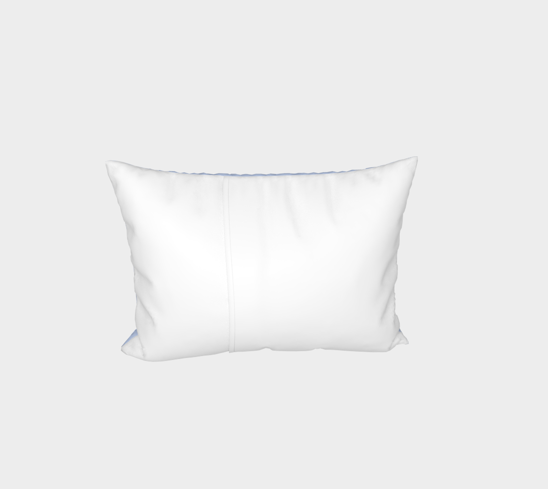 Astrological sign Pisces constellation Bed Pillow Sham preview #3