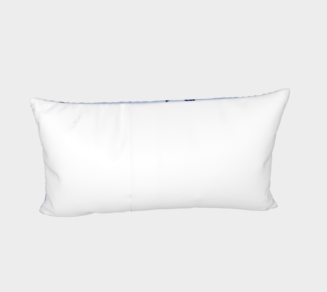 Astrological sign Pisces constellation pattern Bed Pillow Sham preview #4