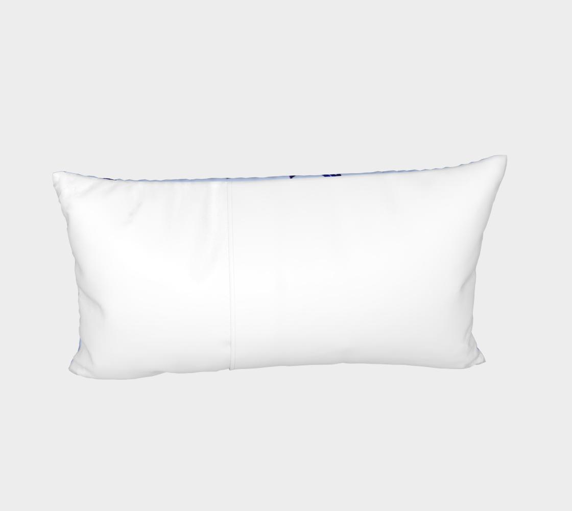 Aperçu de Astrological sign Pisces constellation pattern Bed Pillow Sham #4
