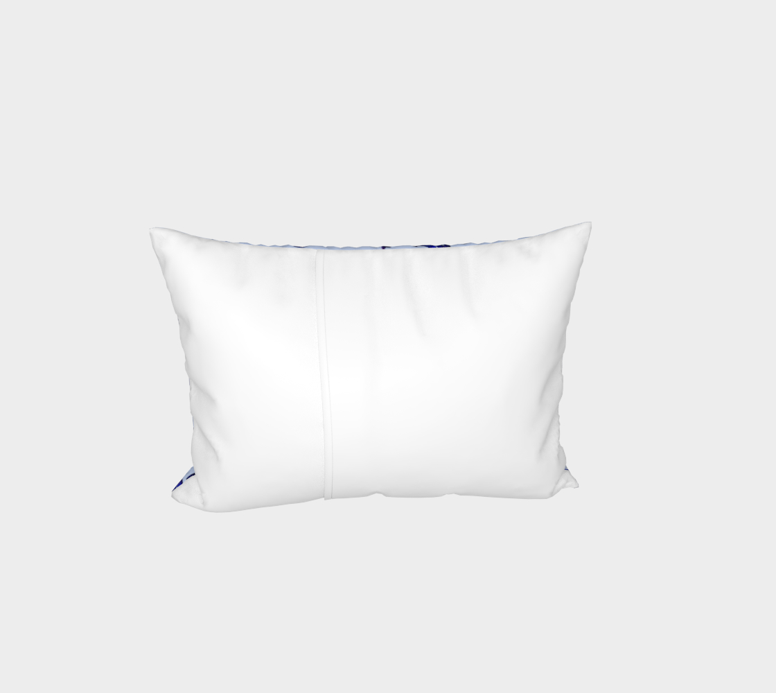 Astrological sign Pisces constellation pattern Bed Pillow Sham preview #3