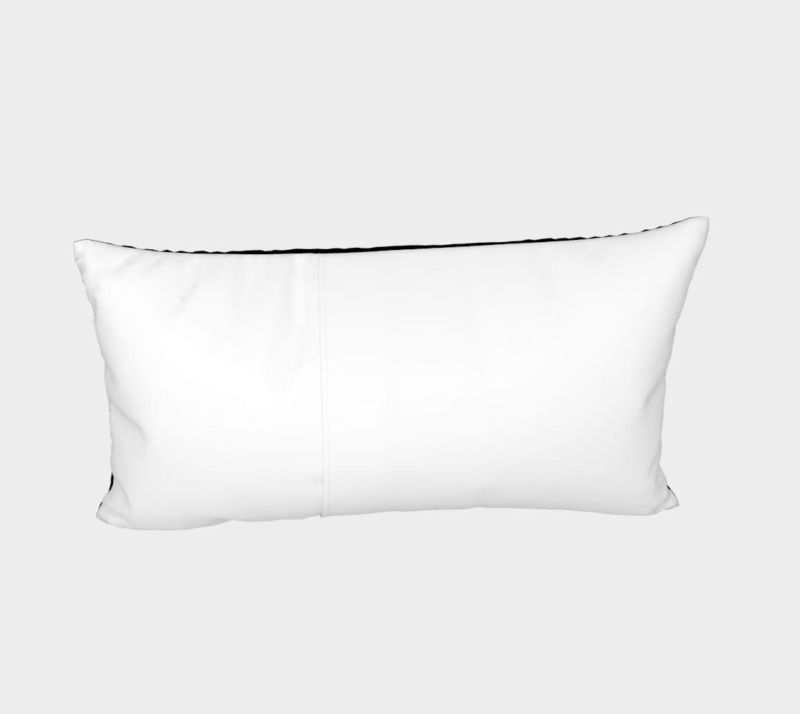Nekomata Bed Pillow Sham preview #4