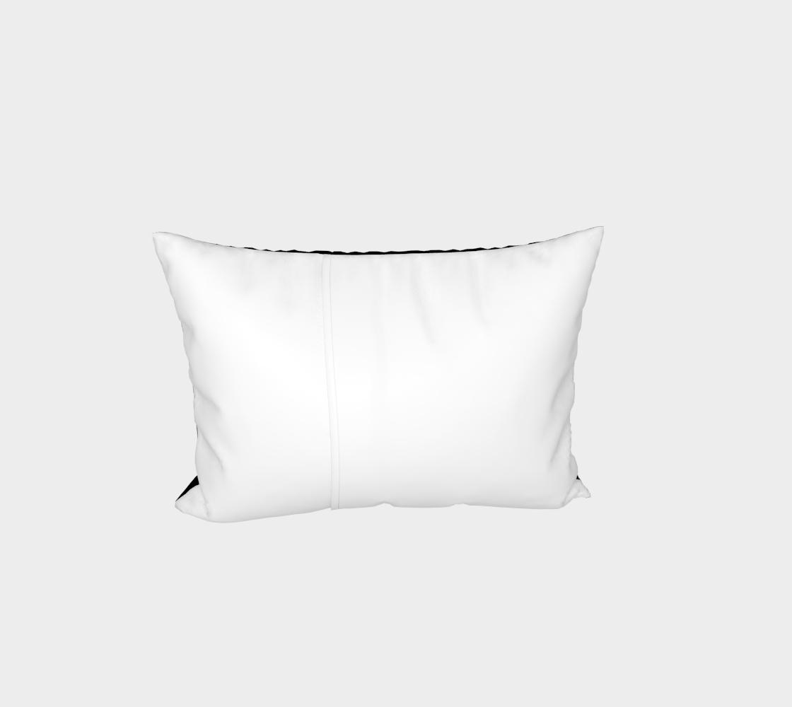 Nekomata Bed Pillow Sham preview #3
