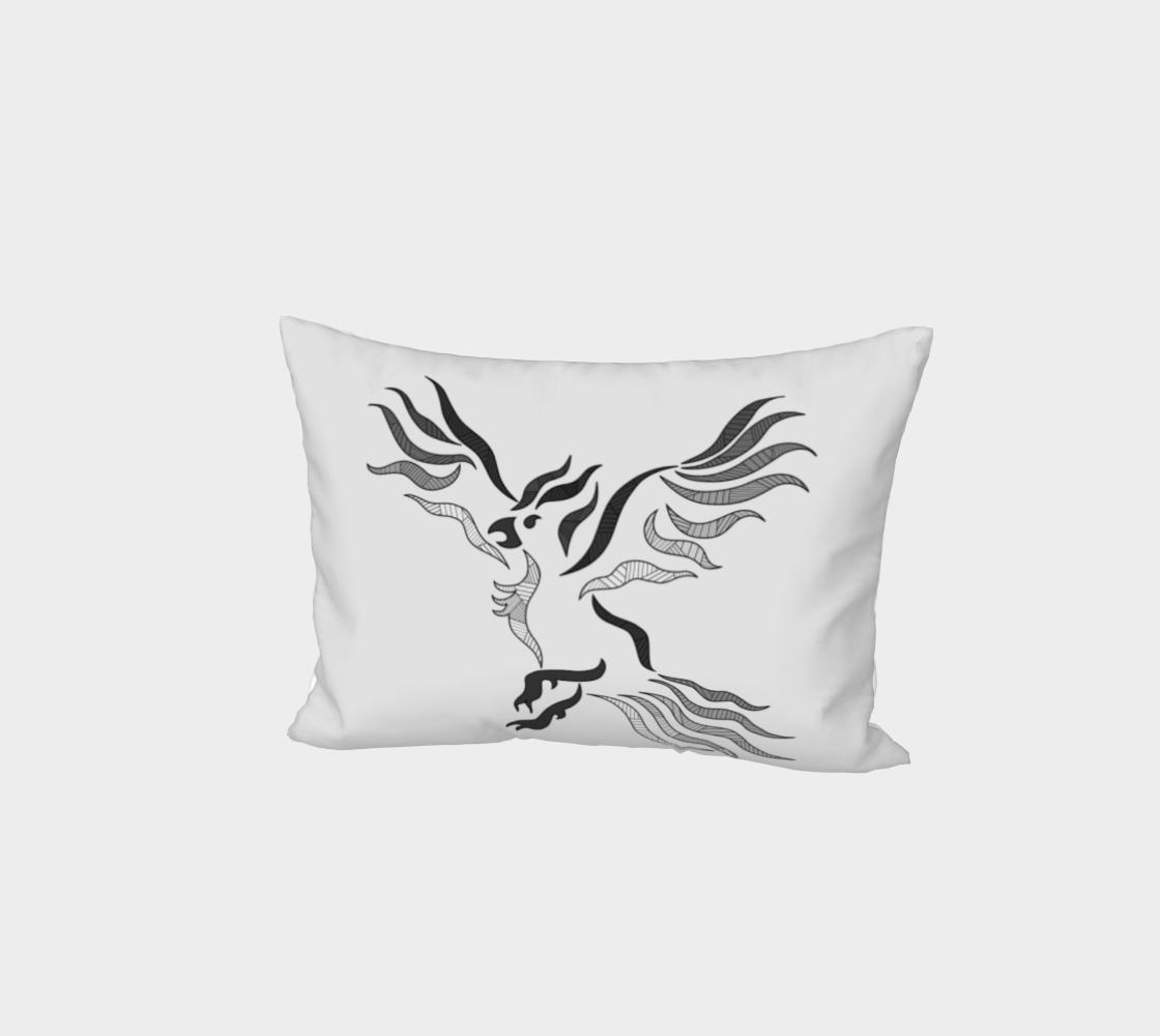 Phoenix Bed Pillow Sham preview
