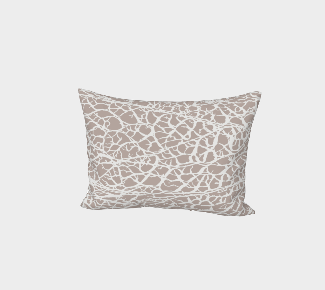 Desert Frost Bed Pillow Sham preview