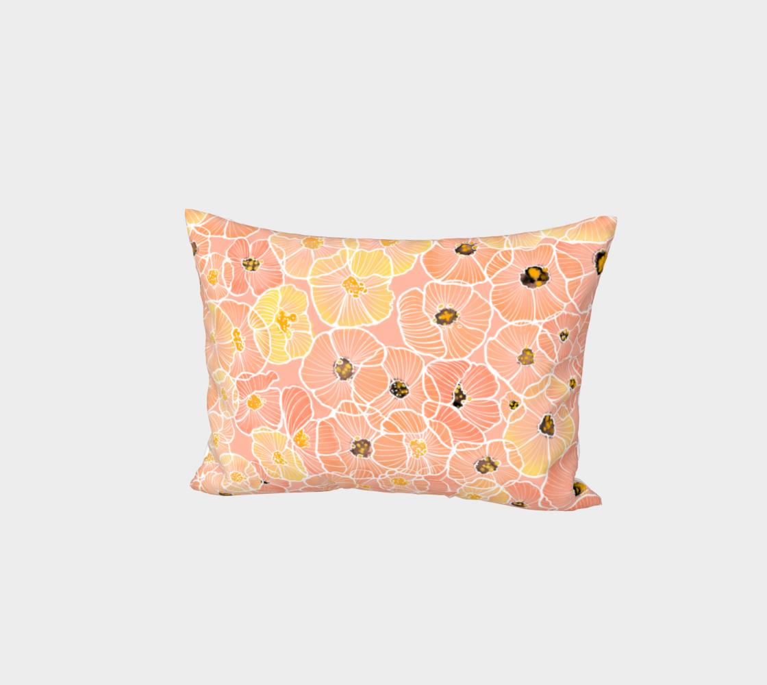 Poppy Pillow Sham preview