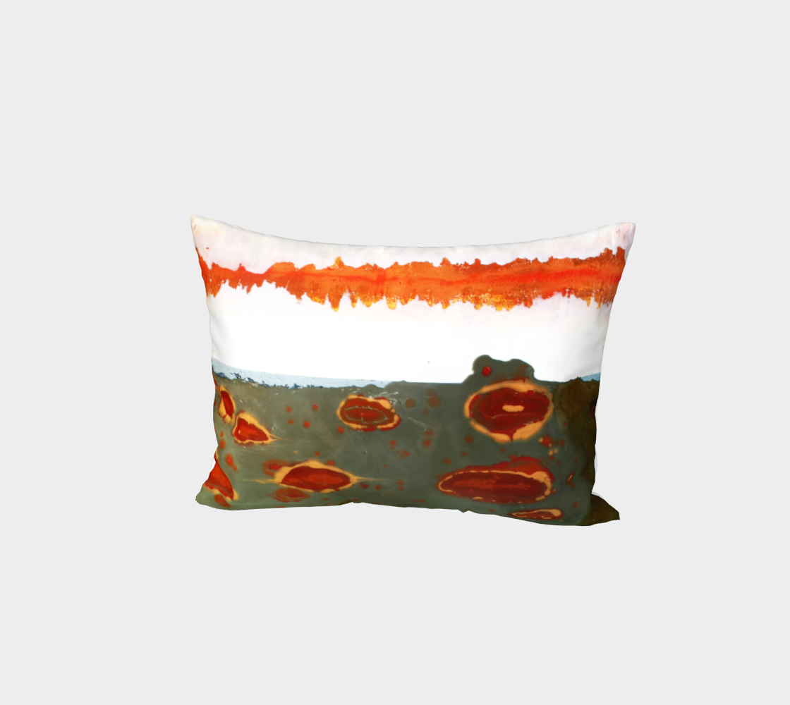 Amoeba Bed Pillow Sham aperçu