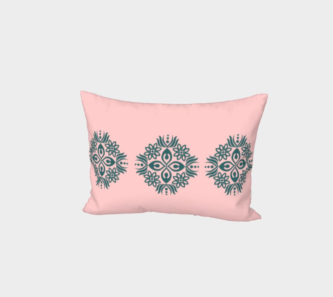 Kelmi BubbleButt Bed Pillow Small Pattern preview
